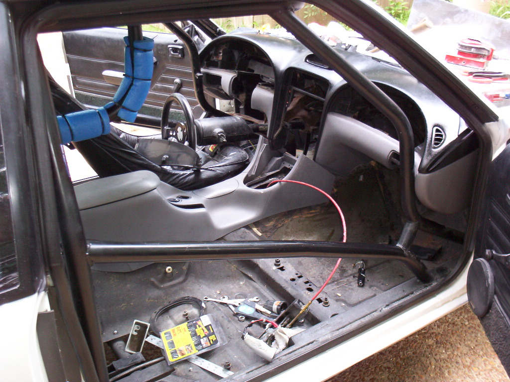 Fox Mustang Interior Swap
